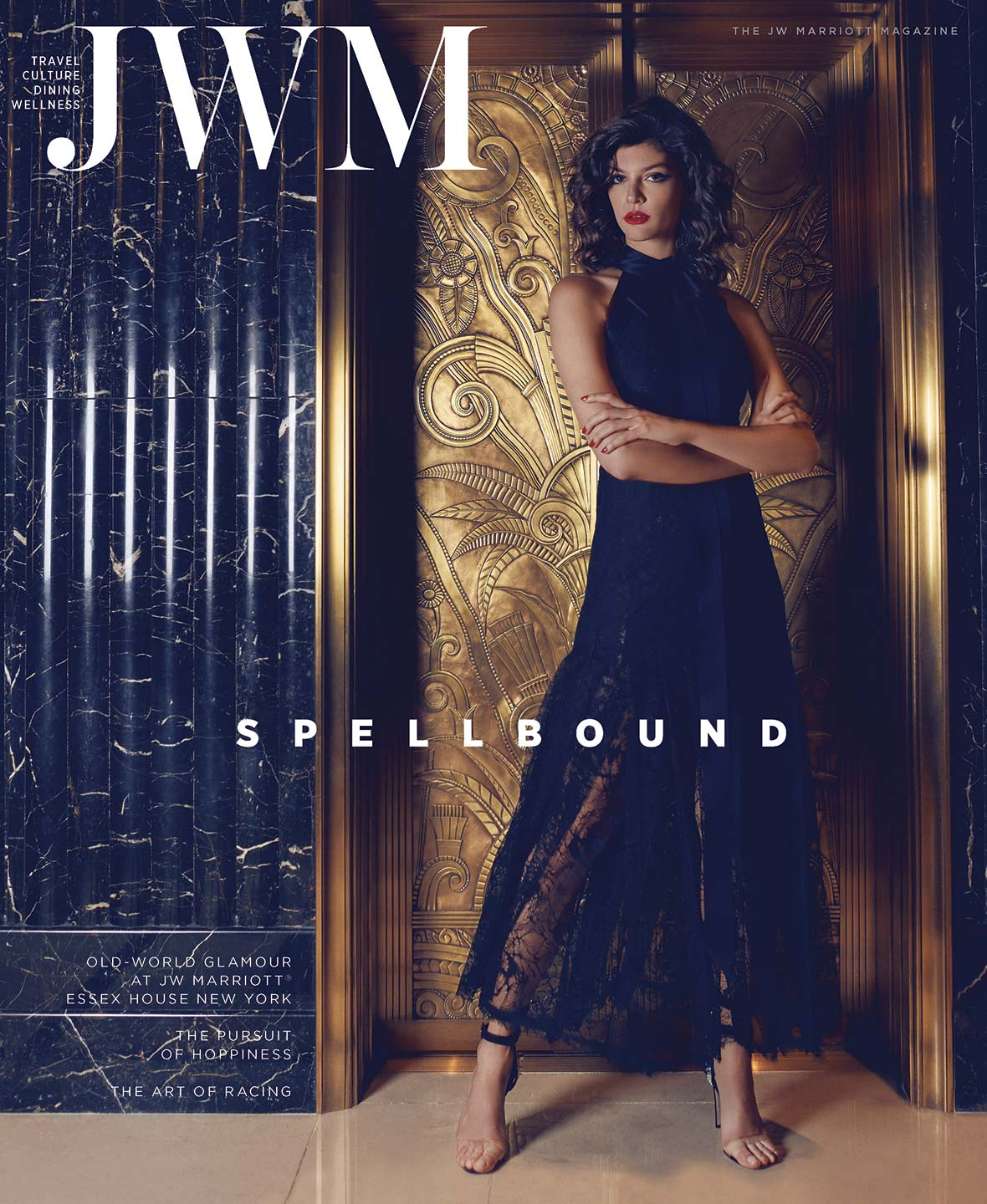 Fall 2018 cover of JWM