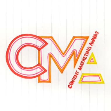 hand-drawn CMA logo